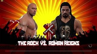 WWE 2K17 high settings , fps counter, i7-3770 , gtx960 2gb , 8gb ram (PC)[HD]