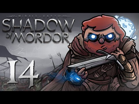 Shadow of Mordor Gameplay Part 14: Ratbag's Revengeance (PC)