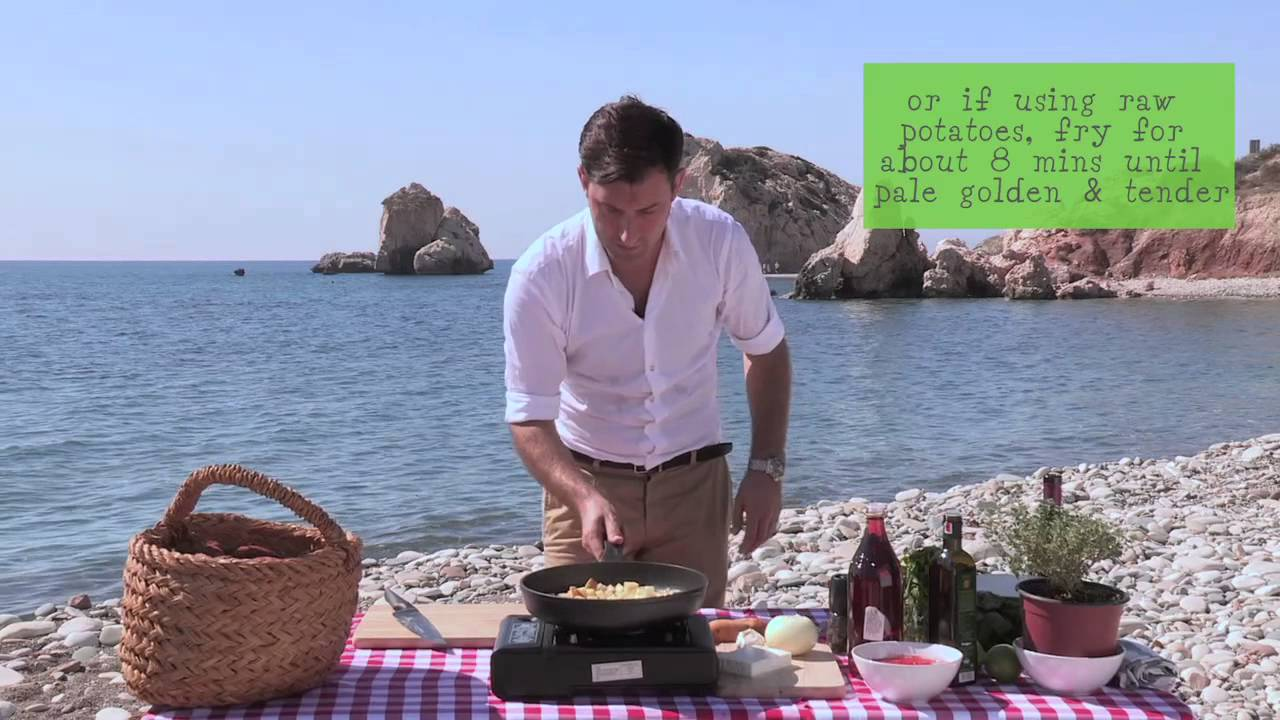 Tesco Cyprus Potatoes - YouTube