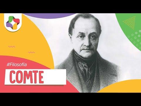 Auguste Comte - Filosofía - Educatina