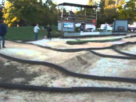 Old Track in Mahomet, Illinois