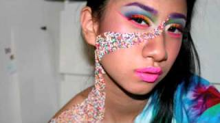 (1st Place Winner! :D) Candy Inspired Makeup for Dulcecandy87's Contest Thumbnail