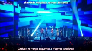 XIA Junsu - Set Me Free Sub Español + Rom