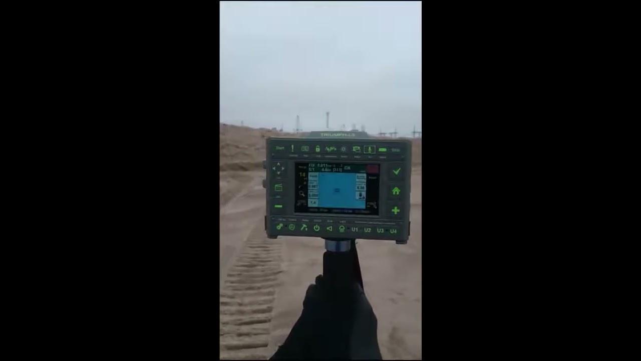 ugt test javad triumph-ls lift and tilt camera offset survey - youtube