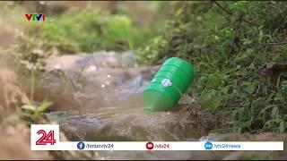 Mộc Châu: Cả 40 hộ dân trong một bản đều nhiễm độc thuốc diệt cỏ - Tin Tức VTV24