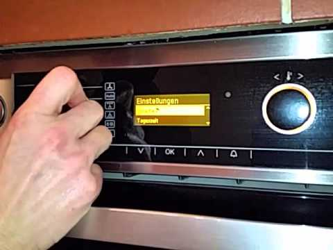 Miele Wasser Ansaugen Fur S Klimagaren Youtube