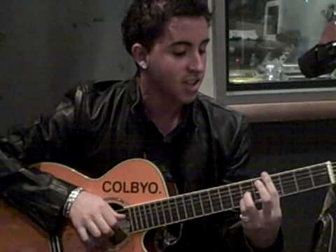 Colby O'Donis Live in Studio!