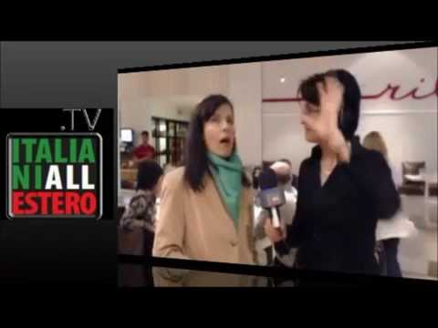 Tricia Breto Italiana Brasileira a New York ITALIANI ALL'ESTERO TV ITALIAN CHAT