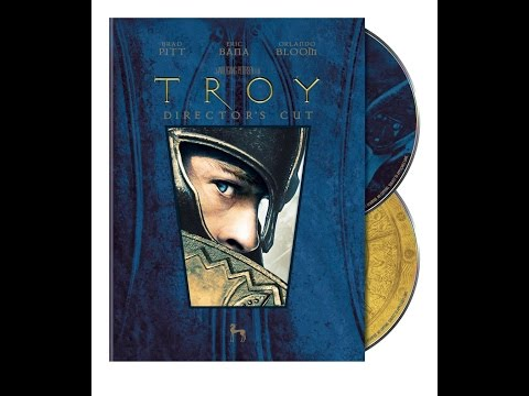 Troy (Director's Cut Ultimate Collector's Edition) Unboxing - 06/28/2015