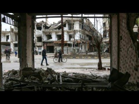 سوريا: عشرات القتلى في الغوطة الشرقية وسط تعزيزات عسكرية لقوات النظام  - نشر قبل 1 ساعة