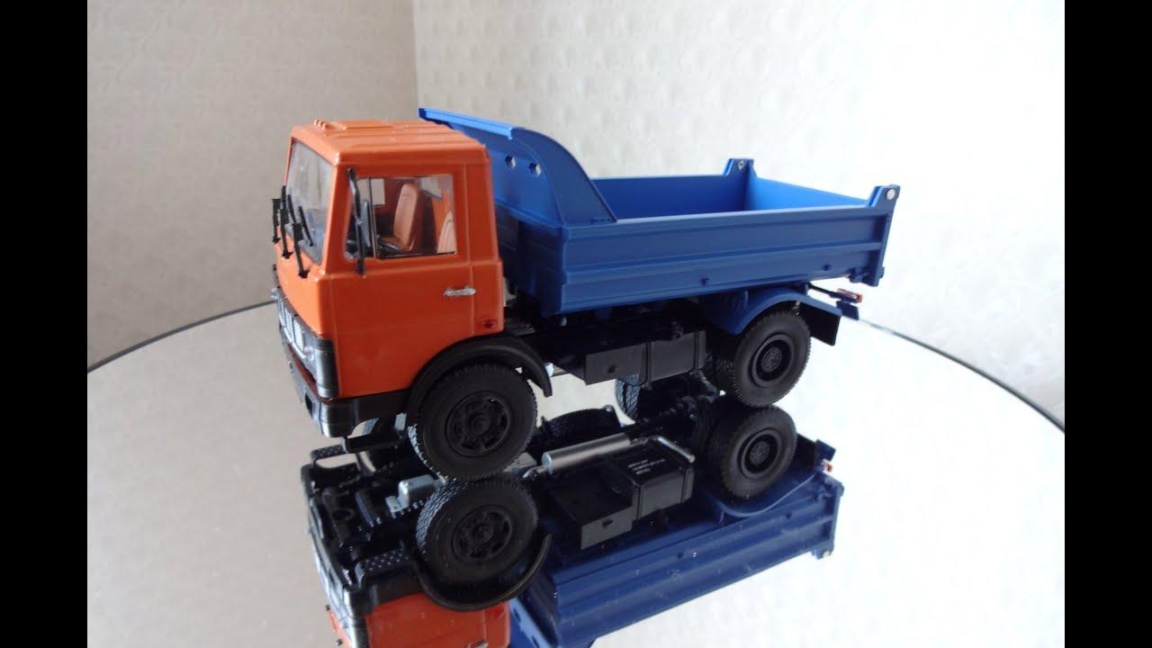 ремонт кабины маз 5337 - YouTube