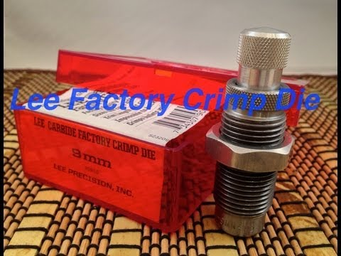 Lee Factory Crimp Die 9mm
