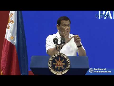 Partido Demokratiko Pilipino-Lakas ng Bayan (PDP-Laban) Campaign Rally (Speech) 2/23/2019