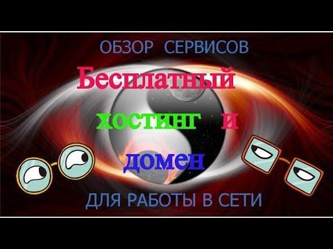 Бесплатный хостинг и домен  Делаем переадресацию через свой бесплатный домен