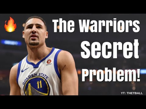 The BIG Problem With the Golden State Warriors That Will COST Them a Championship