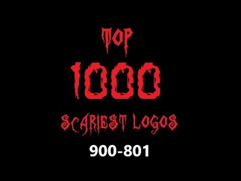 Top 1000 Scariest Logos (900-801)