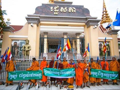 Deforestation in Cambodia |ការកាប់បំផ្លាញព្រៃឈើនៅស្រុកខ្មែរ។