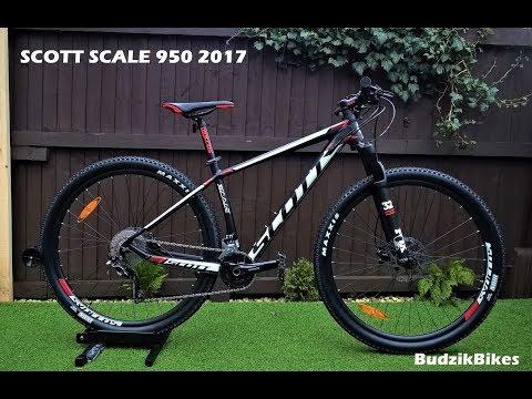 1a5e6852727 Scott Scale 950 29er 2017 Mountain Bike - YouTube