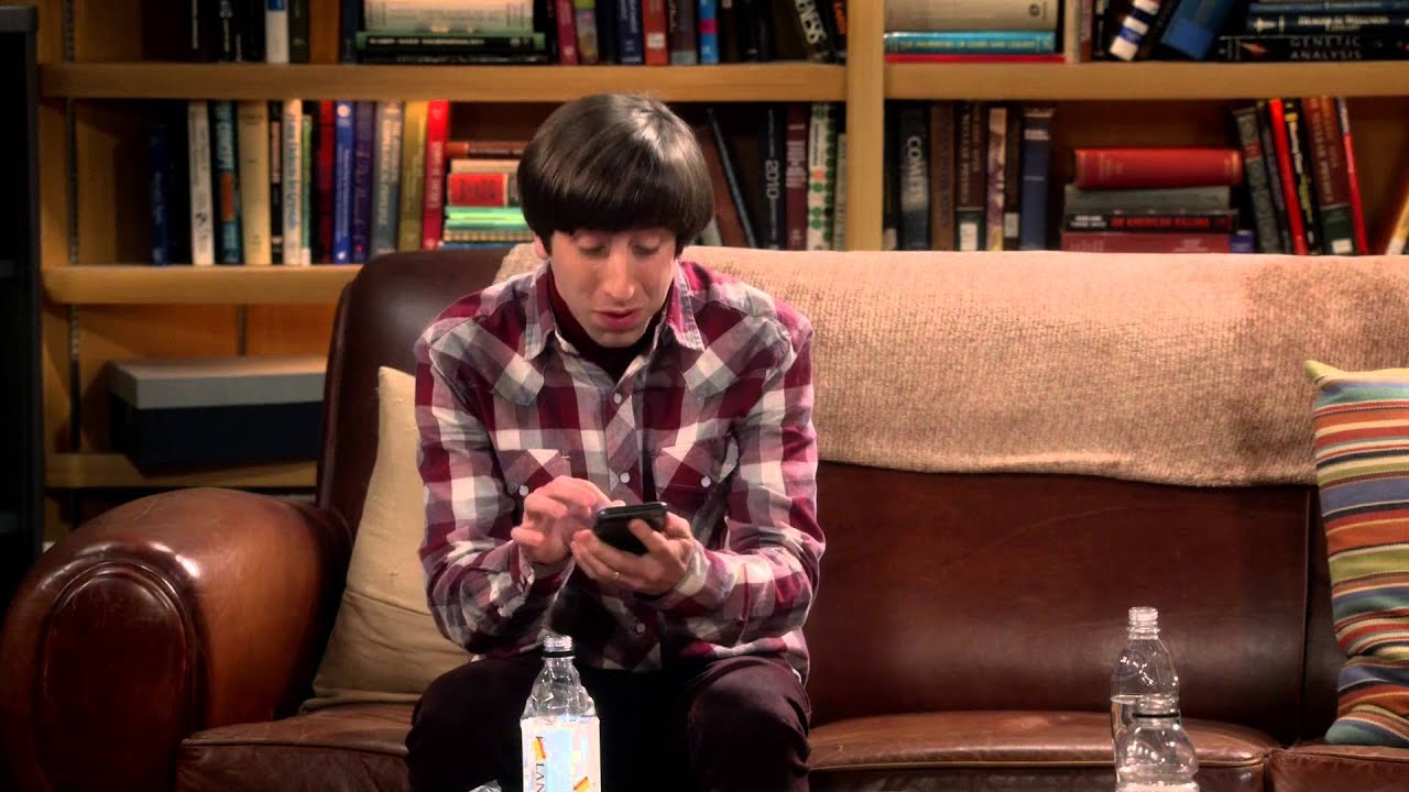 The Big Bang Theory - The Opening Night Excitation S09E11 [1080p]
