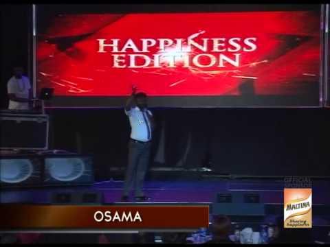 Video: Comedian Osama's performance at AY Live Abuja