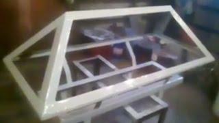 видео Колпак на дымоходную трубу