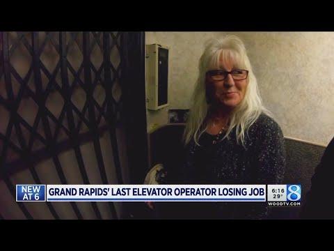 GR's last elevator operator nears final ride