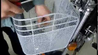 peda chip moped basket a assembe 15min 3 3 mpg