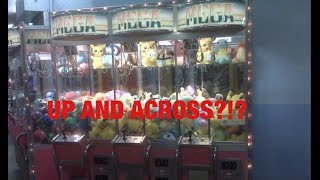 You Have Never Seen A Claw Machine Like This Before...