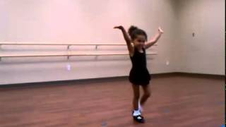 Ava Tap Dance Performance