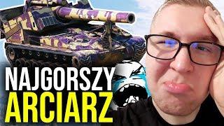 NAJGORSZY ARCIARZ - World of Tanks