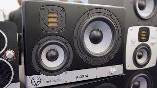 Eve Audio SC3070 studio monitor - NAMM 2020