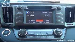 Прошивка GPS навігації в Toyota RAV4 2013. Установка IGO карт і Navitel, Україна+Європа