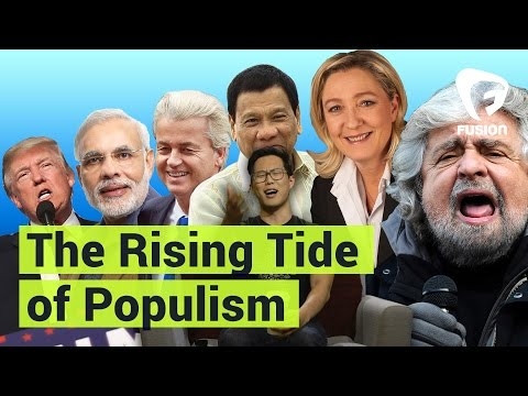 Populism Is Rising Around the World