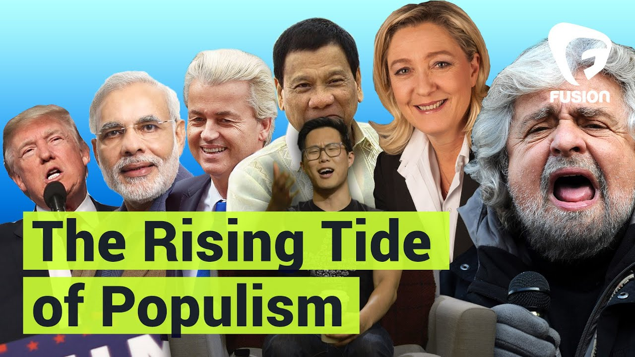 populists on the rise (cnn)strong pushback against authoritarian populism in several countries, including france and canada, has weakened its advance and is a cause for hope around the world, according to human rights watch in its annual global report the continued rise of authoritarian populism seems less inevitable.