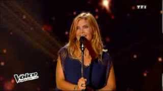 Repeat youtube video La libanaise Aline Lahoud ألين لحود The Voice en France