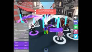 wie man GOD in Cash Grab Simulator ROBLOX