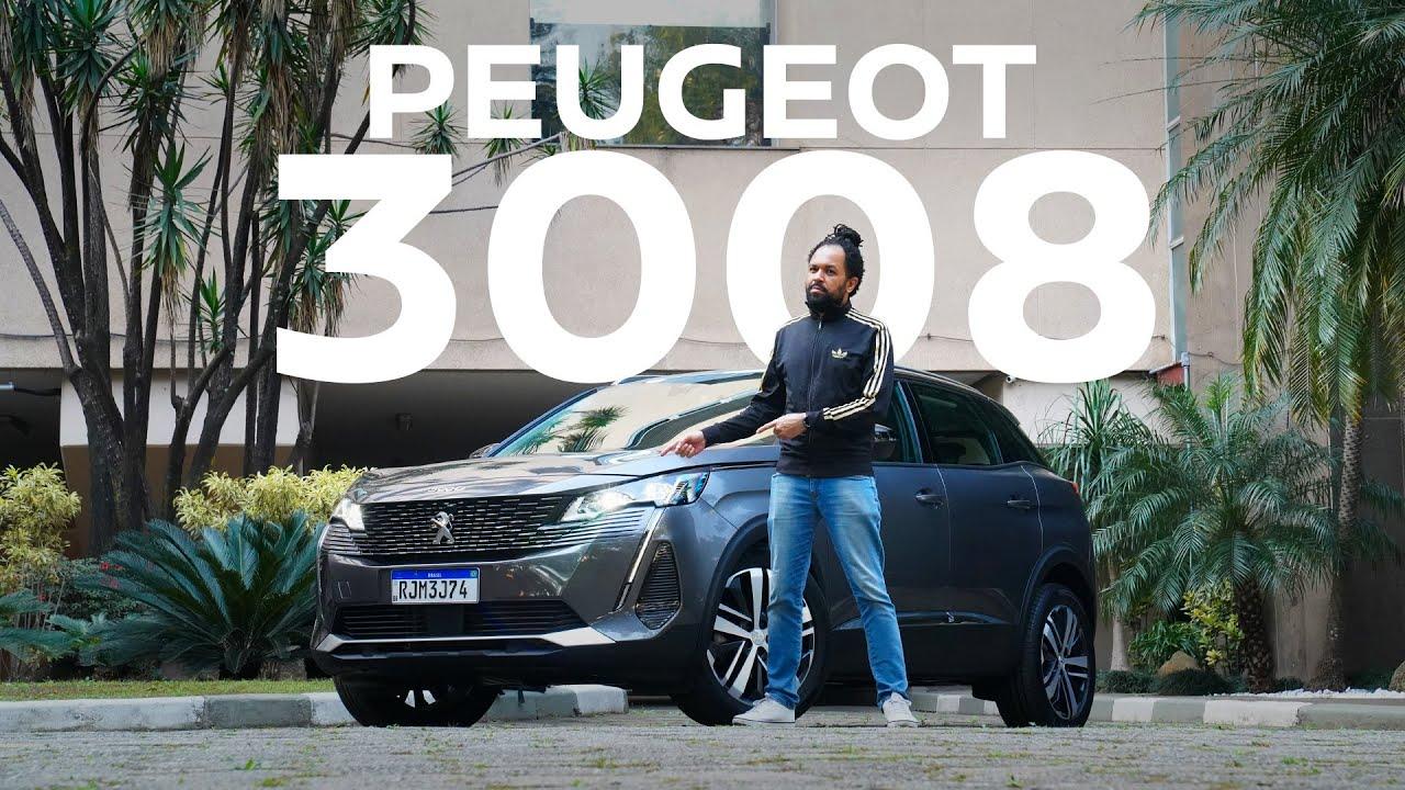 Novo Peugeot 3008 é bonito e tecnológico, mas preço é obstáculo