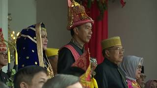 Download Video Indonesia celebrates 73rd Independence Day. MP3 3GP MP4