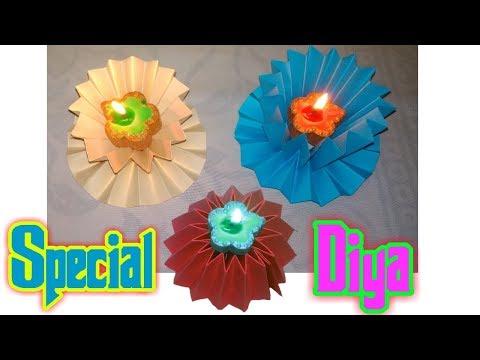 Diya Making DIY for Diwali Special   Traditional Diwali Decoration