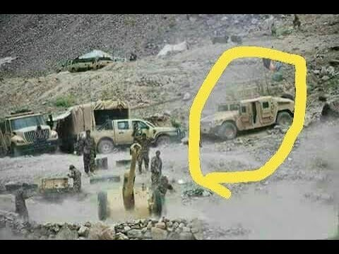 Pakistan People Attack on Afghan Army