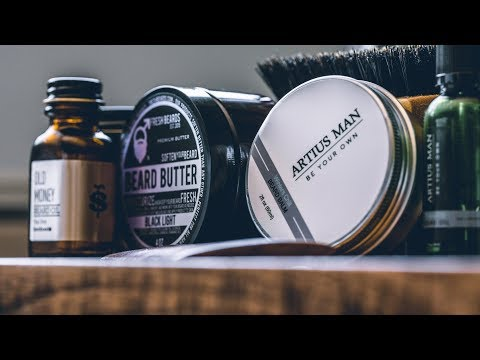 Beard oil,  Beard Balm,  or Beard Butter?? | Beard Products DECODED