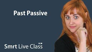 Past Passive - Pre-Intermediate English with Nicole #24