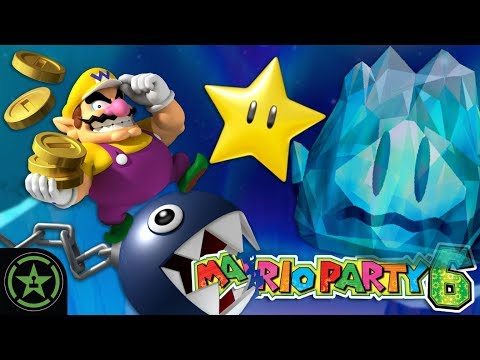 Let's Play - Mario Party 6 - Snowflake Lake