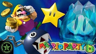 Let's Play - Mario Party 6 - Snowflake Lake