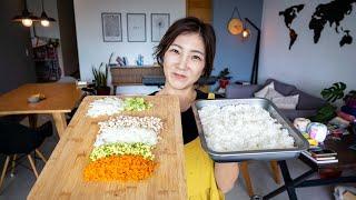 Receta Perfecta para el Arroz Frito y Arroz Blanco Coreano