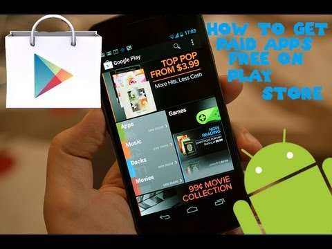 Android How To Get Paid Apps For Free On Play St Youtube