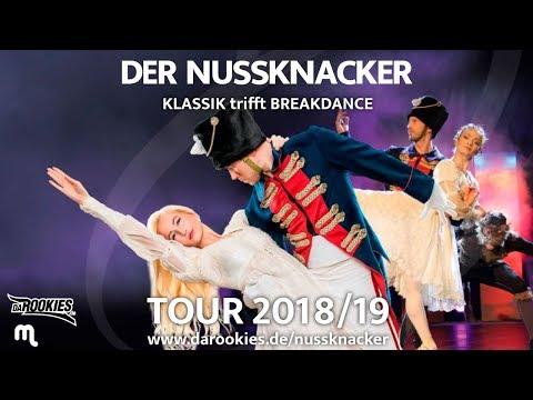 Der Nussknacker Klassik trifft auf Breakdance Tour 2018/19 by DA ROOKIES