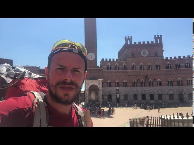 Via Francigena 2020 - 16 da Abbadia Isola a Siena