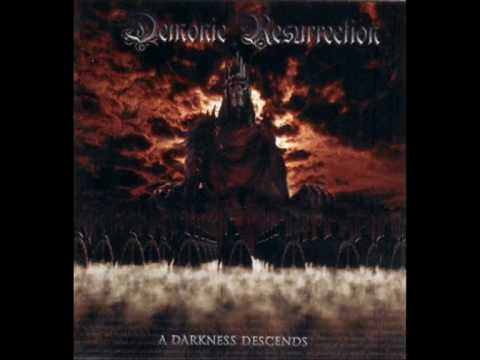 Demonic Resurrection - Spirits of the Mystic Mountains