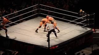 Les amateurs de lutte  C'est comme ( WWE )